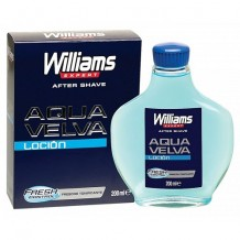 DIS1060 WILLIAMS EXPERT LOCION AFTER SHAVE  AQUA VELVA 200 ML