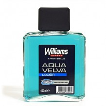 DIS1061 WILLIAMS EXPERT LOCION AFTER SHAVE AQUA VELVA 400 ML