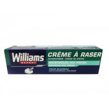 WILLIAMS EXPERT CREMA DE AFEITAR MENTHOL 100 ML