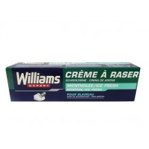 DIS1070 WILLIAMS EXPERT CREMA DE AFEITAR MENTHOL 100 ML
