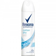 DESODORANTE SPRAY REXONA ALGODON WOMEN