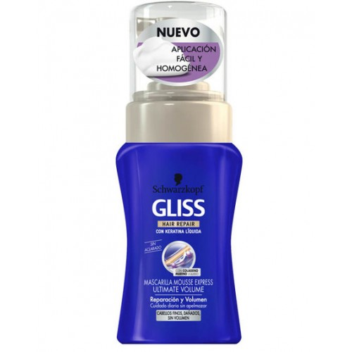 COS387 GLISS MASCARILLA EXPRESS MOUSSE VOLUMEN