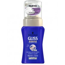 GLISS MASCARILLA EXPRESS MOUSSE VOLUMEN