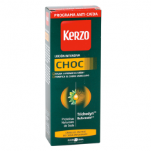 KERZO CHOC LOCION ANTICAIDA 150 ML