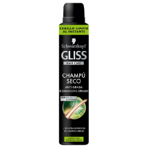 GLISS CHAMPU SECO ANTI- GRASA 200 ML