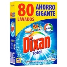 DIS499 DIXAN DETERGENTE 80 LAVADOS