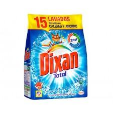 DIXAN DETERGENTE POLVO 15 LAVADOS