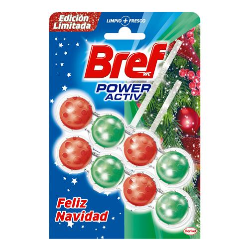 BREF POWER ACTIVE PARA WC