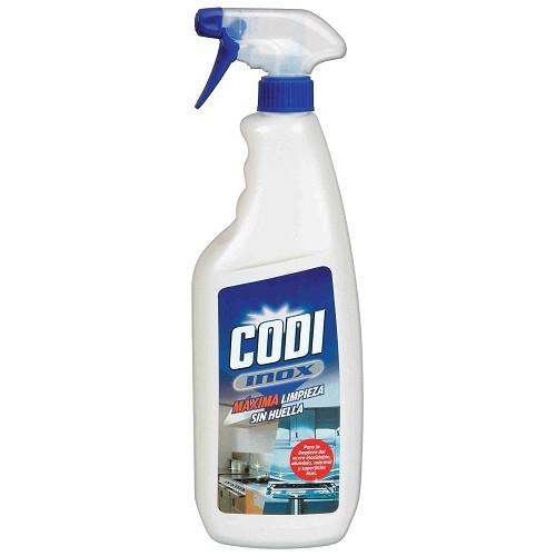 COS920 CODI LIMPIADOR ACERO INOXIDABLE 750 ML