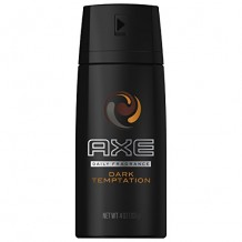 AXEO DEO SPRAY DARK TEMPTATION 150 ML