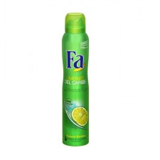 FA DEO SPRAY LIMONES DEL CARIBE 200ML