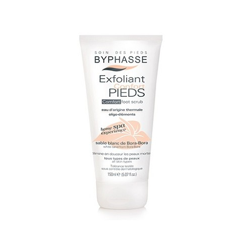 BYPHASSE EXFOLIANTE CONFORT PIES 150ML
