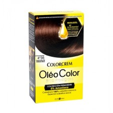 COLORCREM OLEO COLOR CHOCOLATE IRRESISTIBLE 4*35