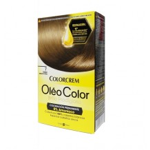 DIS2025 COLORCREM OLEO COLOR RUBIO SEDUCCION   Nº 7