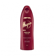 MAGNO GEL DUCHA ROUGE INTENSE 550ML