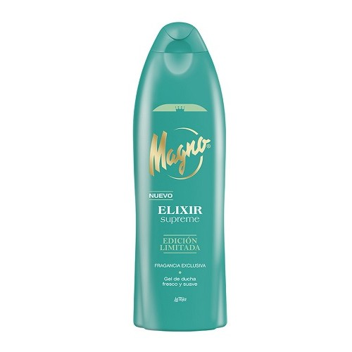 MAGNO GEL DUCHA ELIXIR SUPREME 550ML