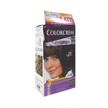 DIS251 COLORCREM MOUSSE AVELLANA Nº5.0