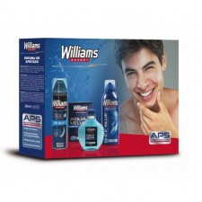 WILLIAMS ESTUCHE 3 PIEZAS