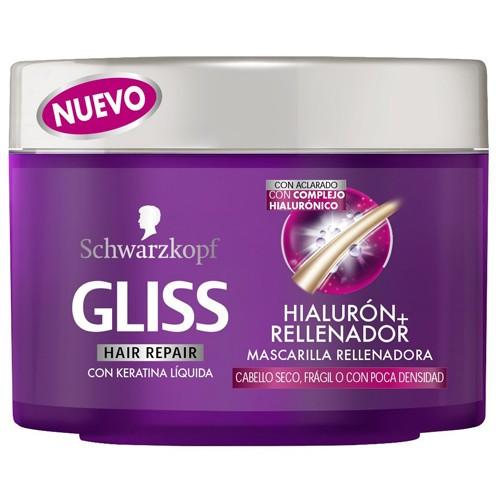 COS1671 GLISS MASCARILLA HIAULORON MAS RELLENADOR 200ML