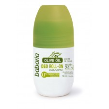 BABARIA DEO ROLL-ON OLIVE OIL 50ML
