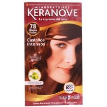 TINTE KERANOVE Nº 78 CHOCOLATE