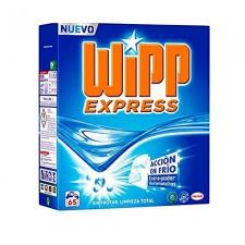 WIPP EXPRESS ACCION EN FRIO 65 LAVADOS