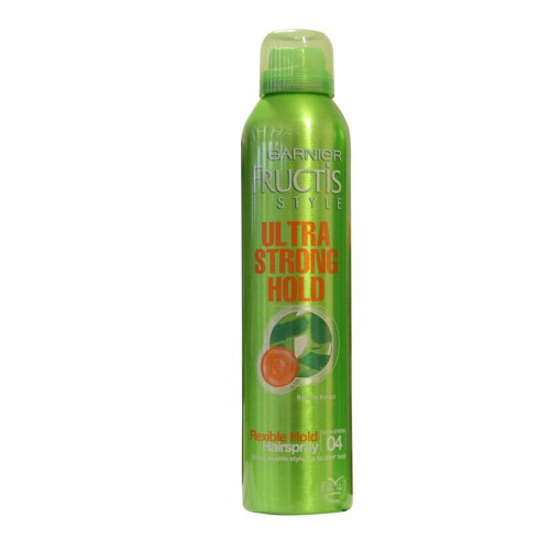 DIS1145 LACA FRUCTIS ULTRA STRONG HOLD 250ML