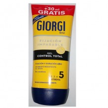 DIS302 GIORGI GEL CAPILAR CONTROL TOTAL 150+30ML