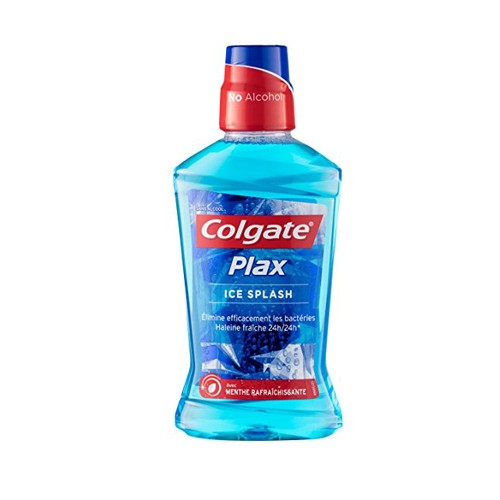 DIS3673 COLGATE PLAX ICE SPLASH 500ML