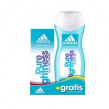 DIS421 ADIDAS PURE LIGHTNESS PACK GEL Y COLONIA