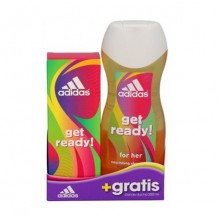 ADIDAS GET READY PACK GEL Y COLONIA