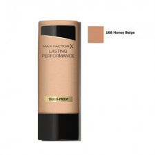 T562 MAX FACTOR LASTING PERFORMANCE 108 HONEY BEIGE