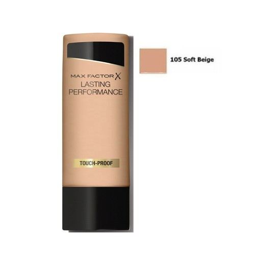 DIS1839 MAX FACTOR LASTING PERFORMANCE 105 SOFT BEIGE
