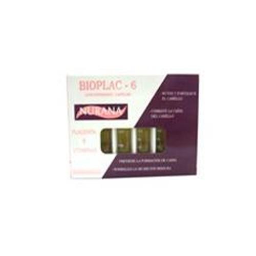 COS373 BIOPLAC-6 CAPSULAS ANTICAIDA CAPILAR
