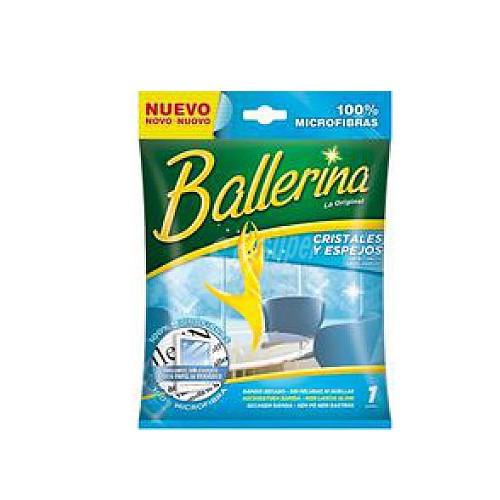DIS307 BALLERINA CRISTALES Y ESPEJOS -1 BAYETA