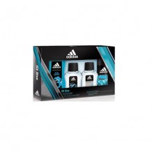COS3124 ESTUCHE ADIDAS MEN EDT 100ML+AFTER 100ML+ BODY 250ML+DEO 150ML