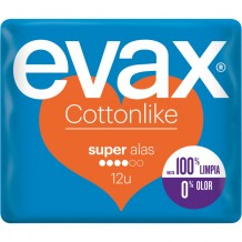 DIS3768  EVAX COTTON LIKE 12 SUPER ALAS