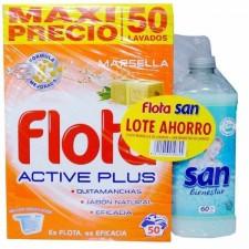 COS2694 DETERGENTE FLOTA COLONIA 50 + SAN 60
