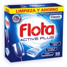 FLOTA DETERGENTE ACTIVE PLUS 45 LAVADOS