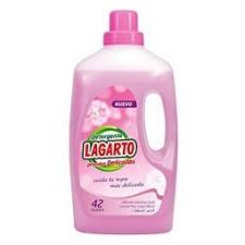LAGARTO DETERG DELICADO 42 LAV. 1,260 ML