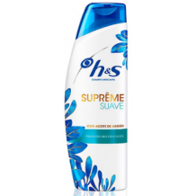 COS8183 H&S CHAMPU SUPREME SUAVE 300ml