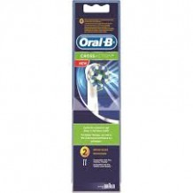 DIS3654 ORAL-B CEPILLO CROSSACTION 2 UNIDADES