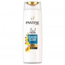 PANTENE CHAMPU PRO-V 3 EN 1 CLASSIC CLEAN 225ML