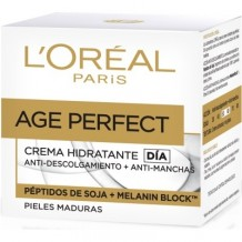 DIS1903 LOREAL AGE PERFECT DIA HIDRAT.ANTIMANCHA