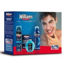 SET WILLIAMS 3 UND